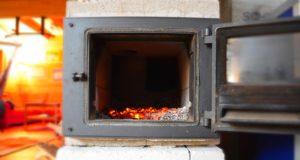 Revisionsöffnungen bei Kaminöfen
