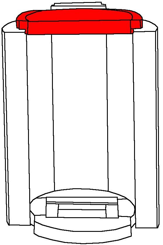 Zugumlenkung für den Cera Rondotherm XL