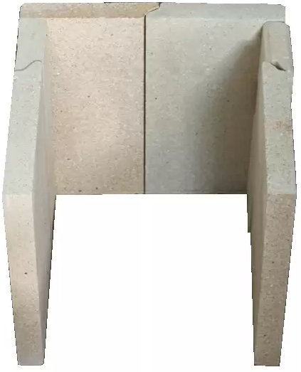 Brennraumauskleidung für Wamsler Kaminöfen