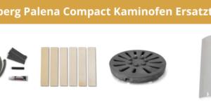 Olsberg Palena Compact Kaminofen Ersatzteile