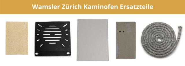 Wamsler Zürich Kaminofen Ersatzteile