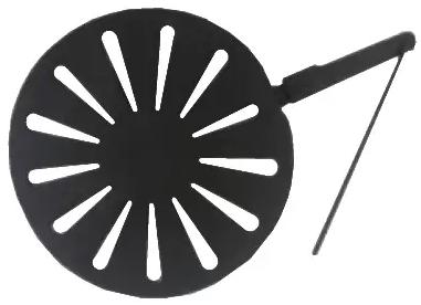 Ascheroste für Globe Fire Kaminöfen