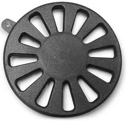 Ascheroste für MEZ Keramik Kaminöfen