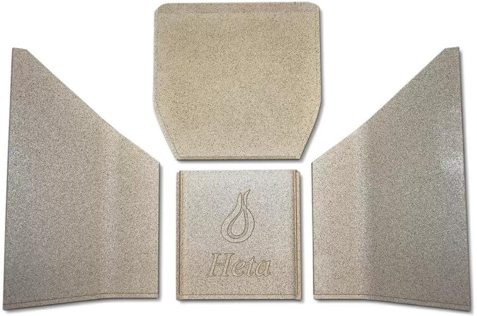 Brennraumauskleidungen für MEZ Keramik Kaminöfen