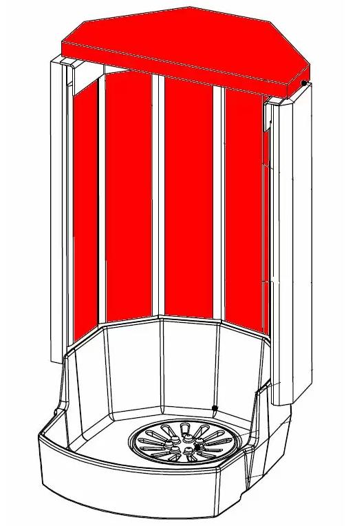 Brennraumauskleidungen für Novaline Kaminöfen