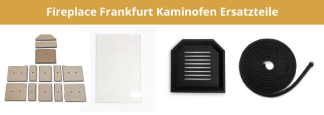 Fireplace Frankfurt Kaminofen Ersatzteile
