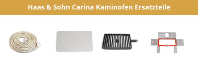 Haas & Sohn Carina Kaminofen Ersatzteile