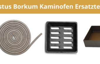 Justus Borkum Kaminofen Ersatzteile