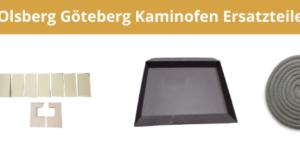 Olsberg Göteberg Kaminofen Ersatzteile
