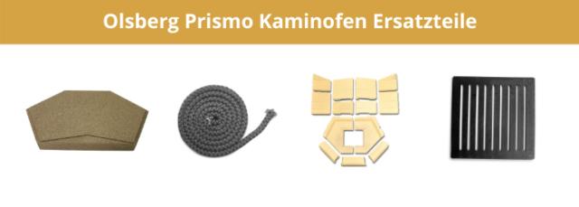 Olsberg Prismo Kaminofen Ersatzteile