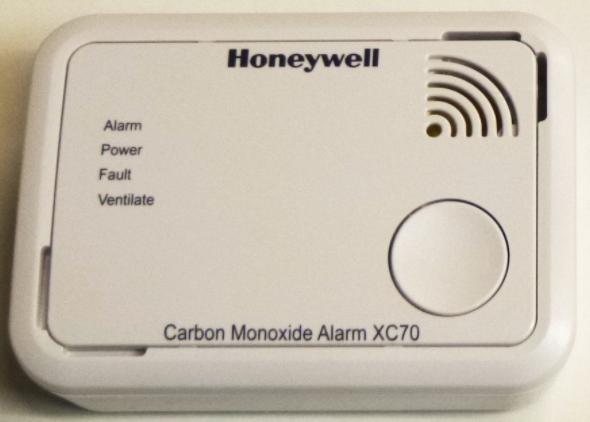 Kohlenmonoxidmelder von Honeywell jetzt auf Wamiso.com kaufen